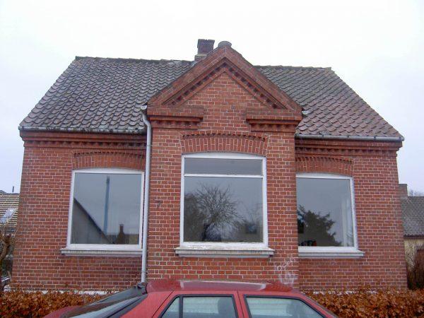 Udskiftning vinduer