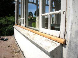 Tømrer renovering vinduer
