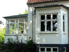 Vinduer bevaringsværdige renovering