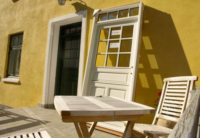 Montage af døre og vinduer i Højbjerg