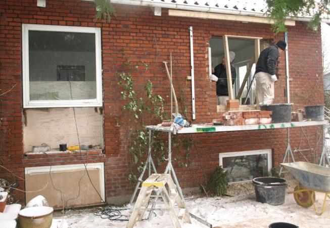 Renovering i Højbjerg