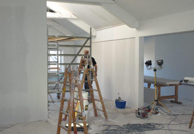 Renovering af Home i Frichsparken
