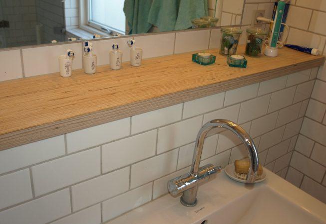 Plade håndvask