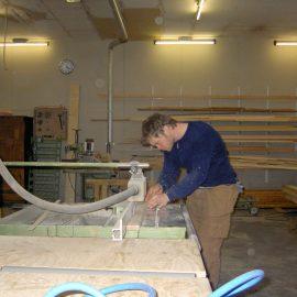 Snedkerarbejde i Tømrerværksted Skåde